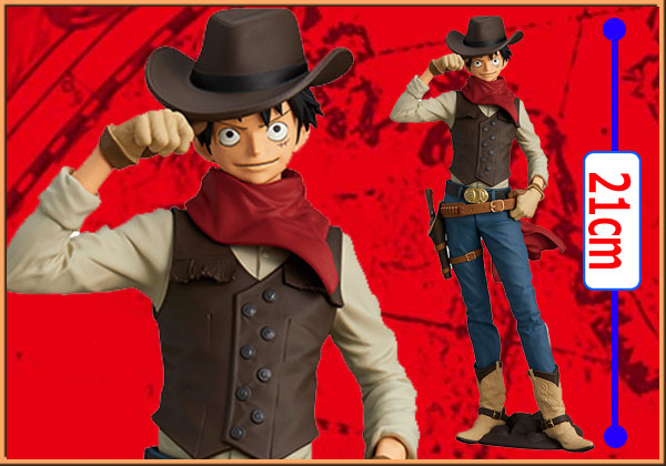 【ルフィ】ワンピース TREASURE CRUISE WORLD JOURNEY vol.1-MONKEY・D・LUFFY-