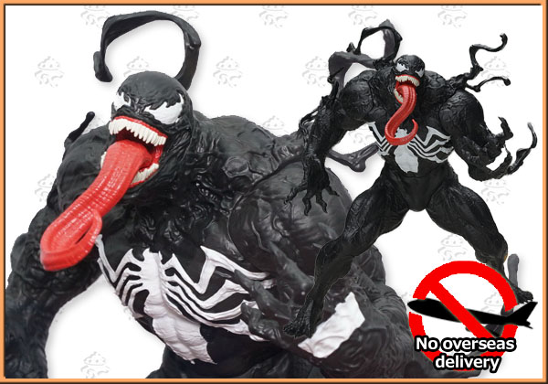 "【ヴェノム】MARVEL COMICS 80th Anniversary SPMフィギュア""Venom"""