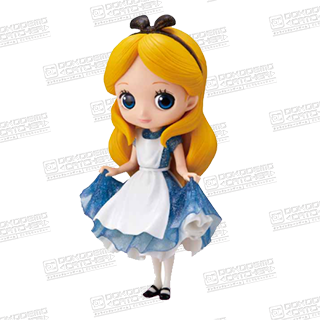 Q posket Disney Characters -Alice-Glitter line