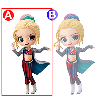 《A》ハーレイ・クインの華麗なる覚醒 BIRDS OF PREY Q posket-HARLEY QUINN-vol.2