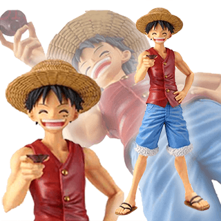 【ルフィ】ワンピース ONE PIECE magazine FIGURE~Special Episode〝Luff〟~vol.1