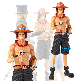 【エース】ワンピース ONE PIECE magazine FIGURE~Special Episode〝Luff〟~vol.2